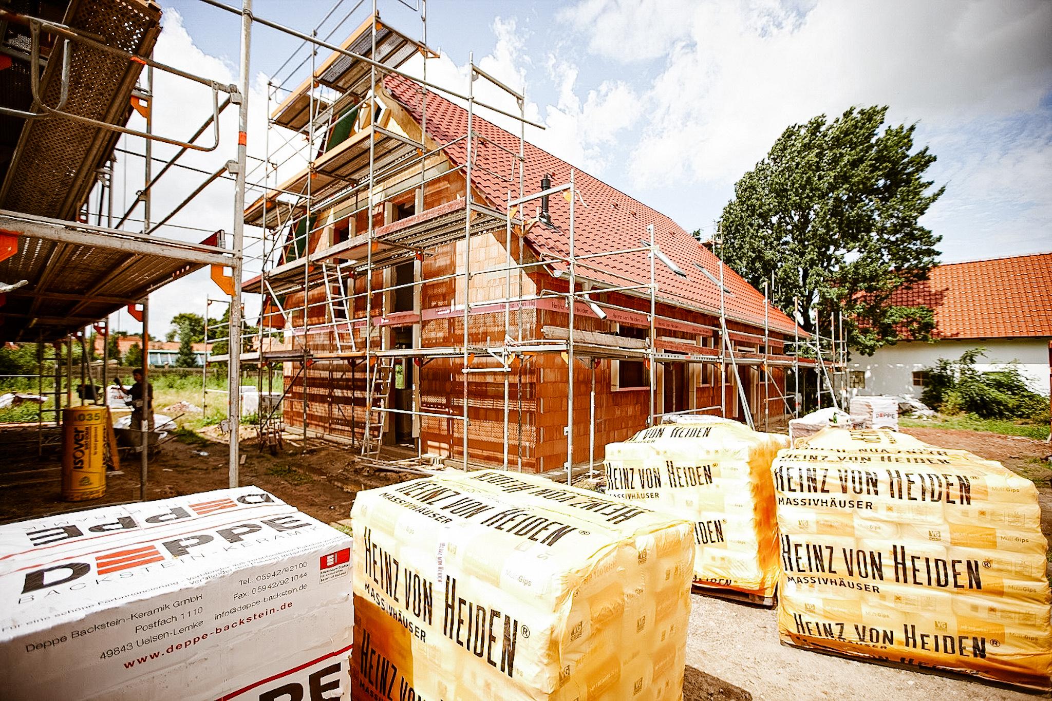 Heinz von Heiden Checkliste Hausbau Baugrundstück