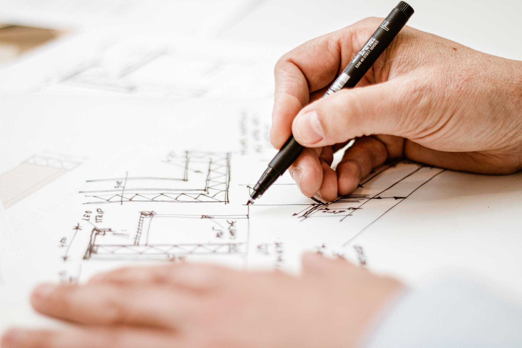 Heinz von Heiden Hausplanung